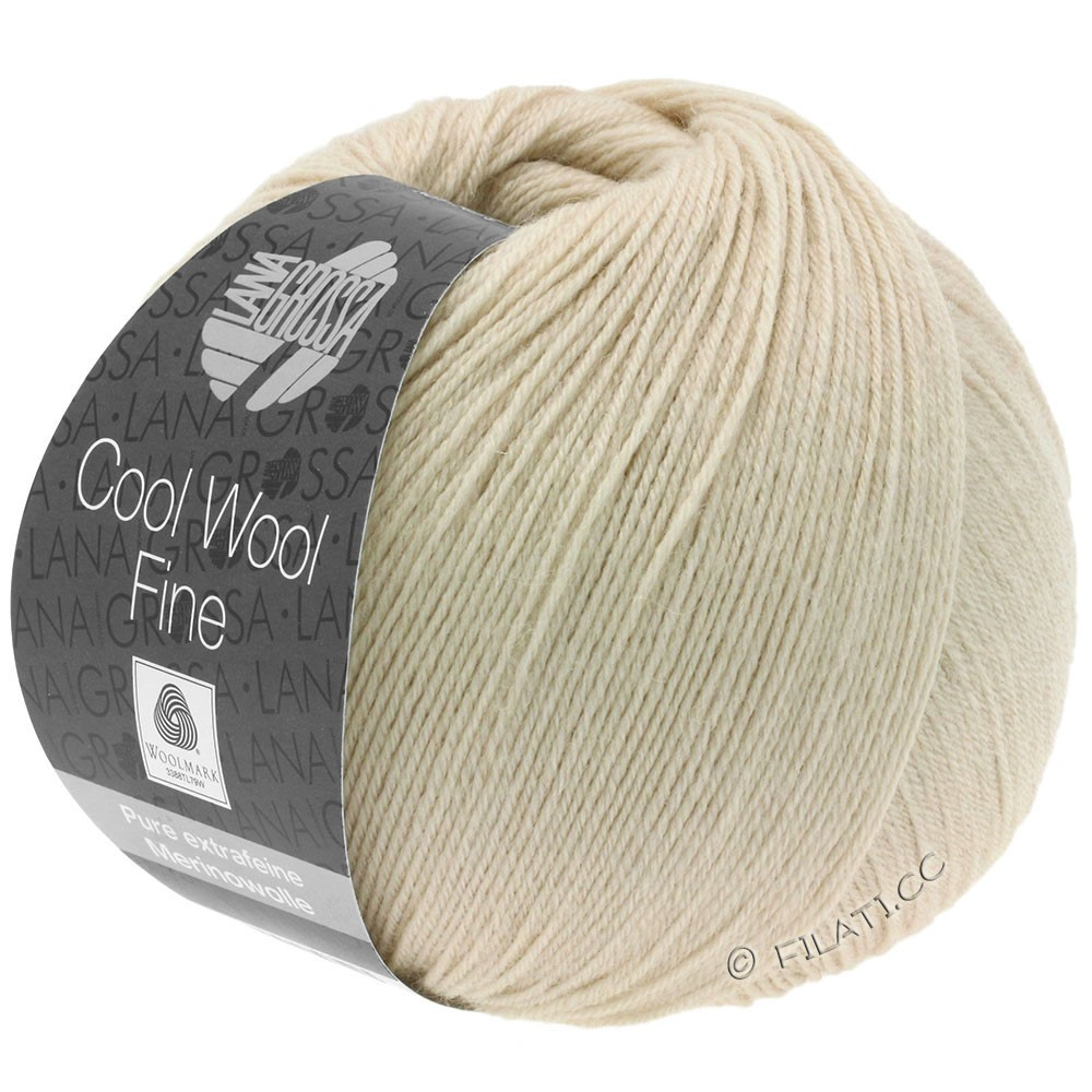 Lana Grossa COOL WOOL Fine | 31-beige