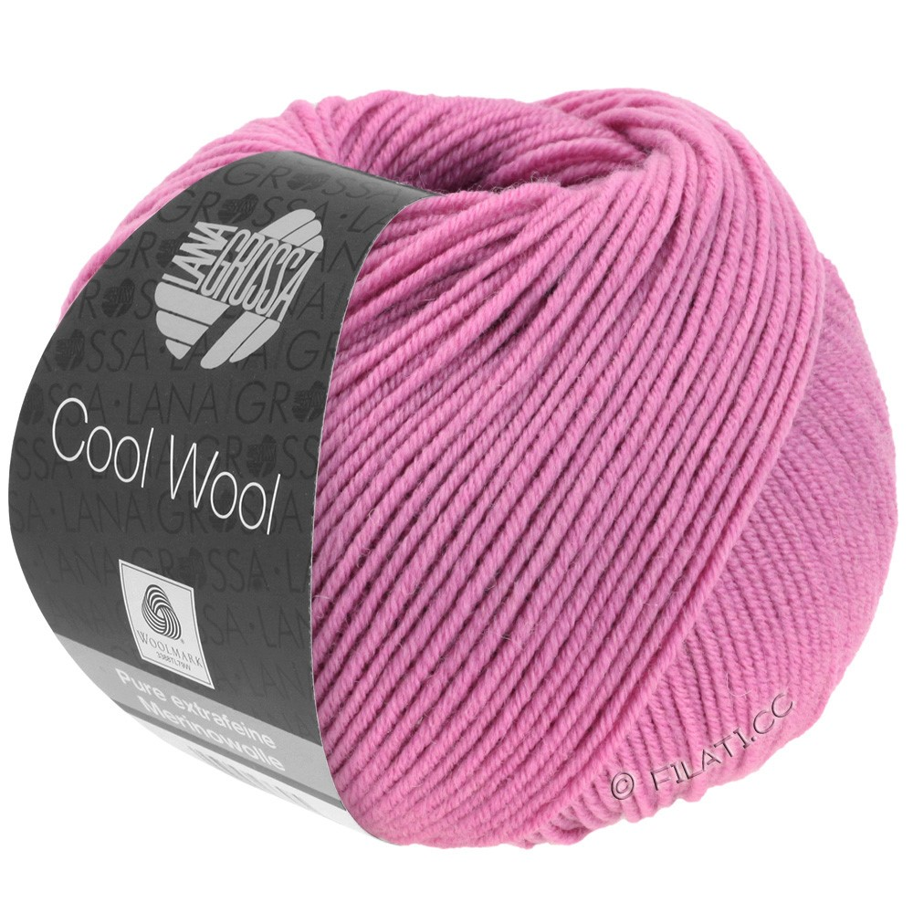 Lana Grossa COOL WOOL  Uni/Melange/Print/Degradé/Neon | 2011-lyng