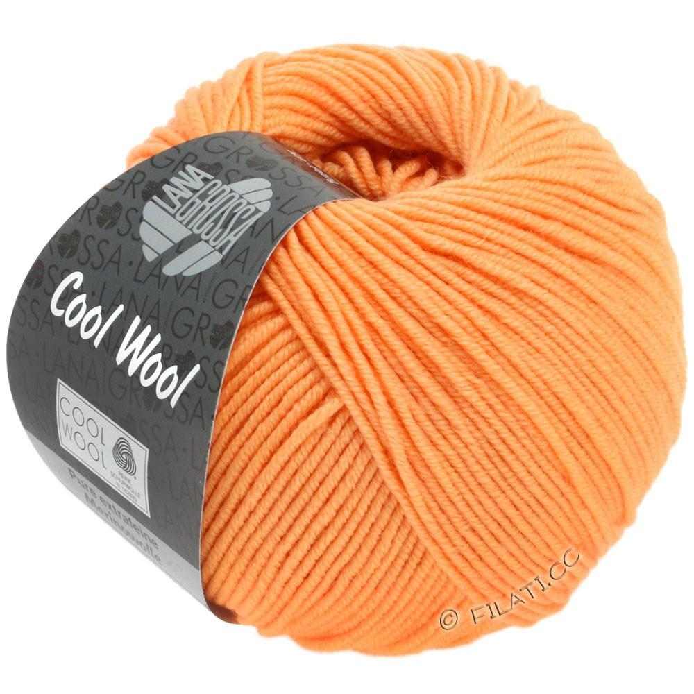Lana Grossa COOL WOOL  Uni/Melange/Print/Degradé/Neon | 2029-abrikos