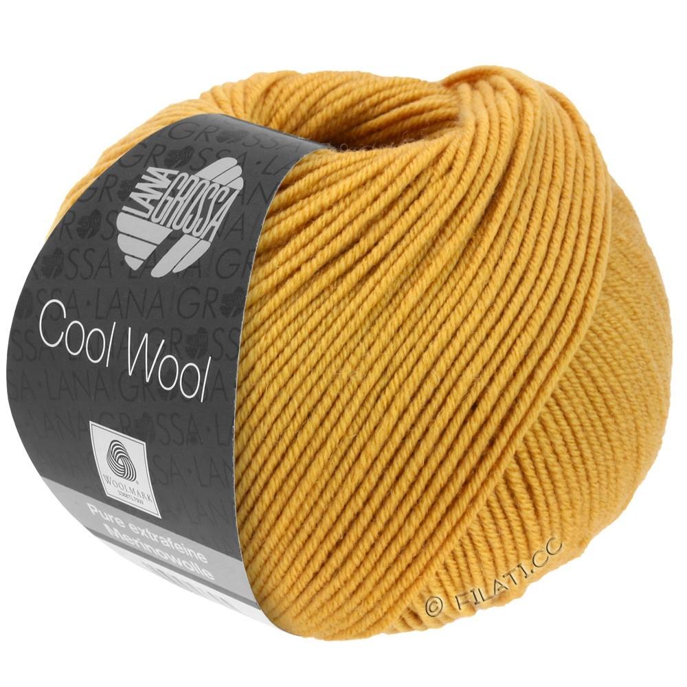 Lana Grossa COOL WOOL  Uni/Melange/Print/Degradé/Neon | 2035-honninggul