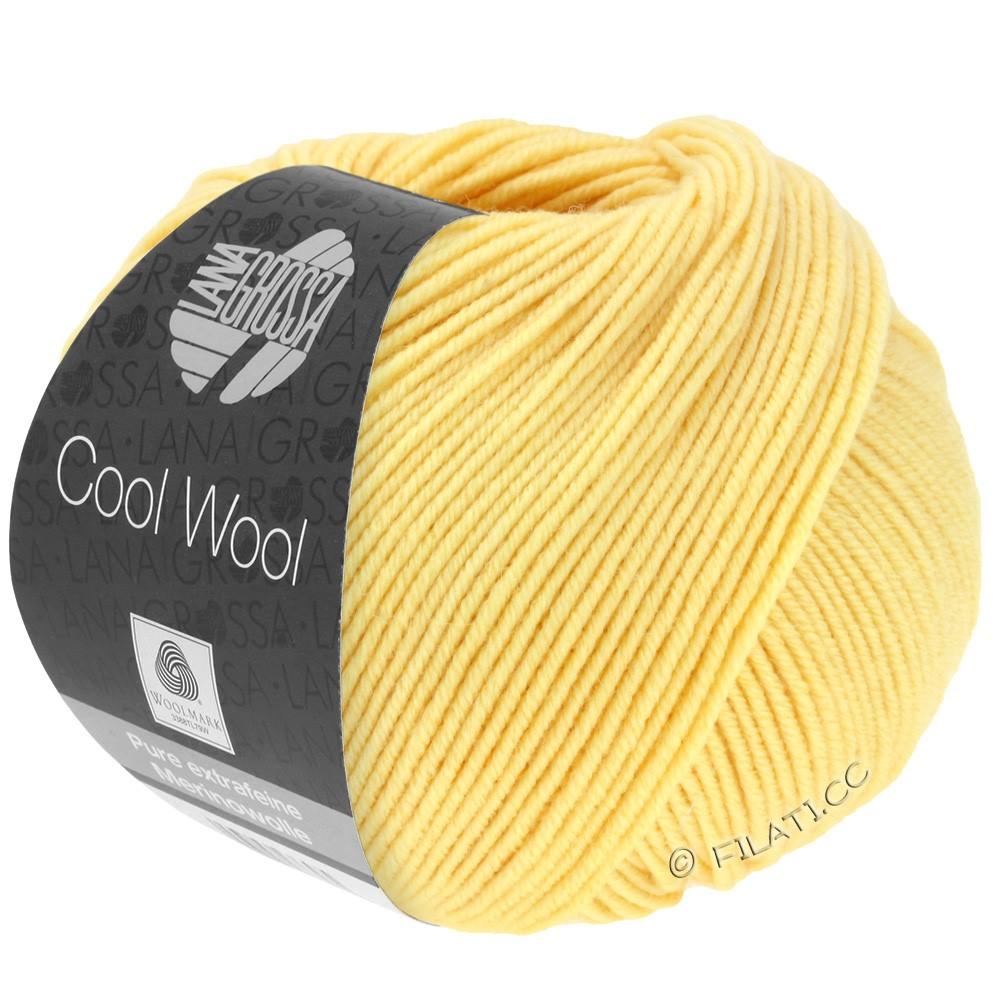 Lana Grossa COOL WOOL  Uni/Melange/Print/Degradé/Neon | 0411-vanilje