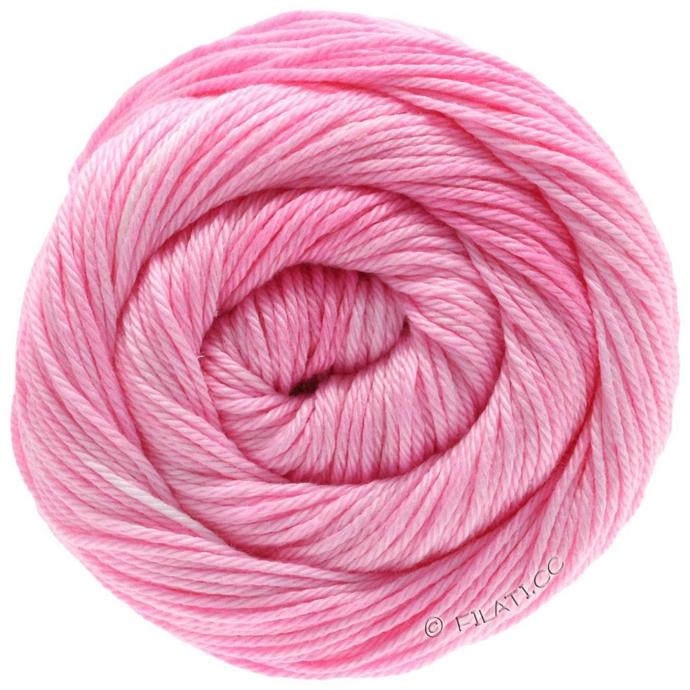 Lana Grossa COTONE Degradé | 202-rosé/nellike
