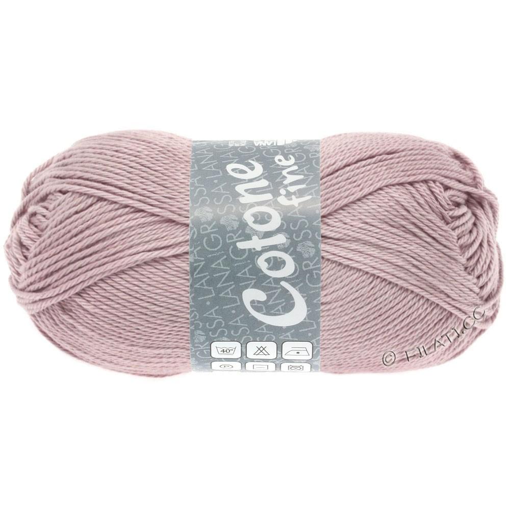 Lana Grossa COTONE FINE | 658-pastelrosa
