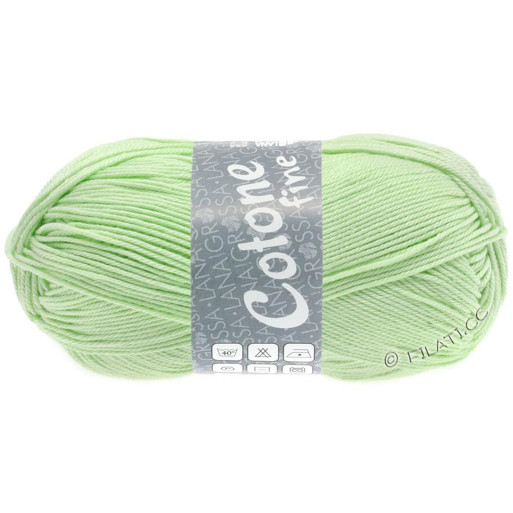 Lana Grossa COTONE FINE | 660-sartgrøn