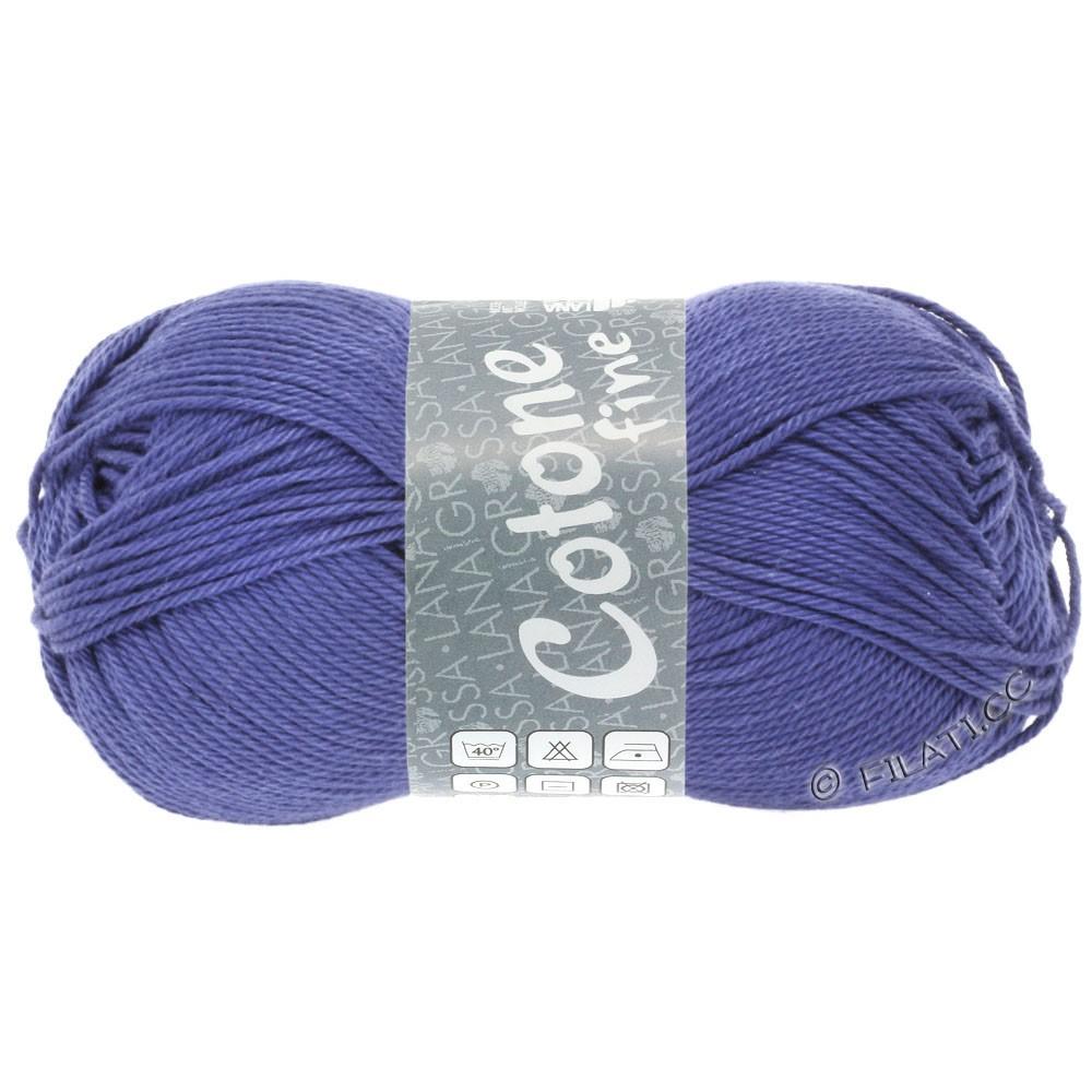 Lana Grossa COTONE FINE | 662-violetblå