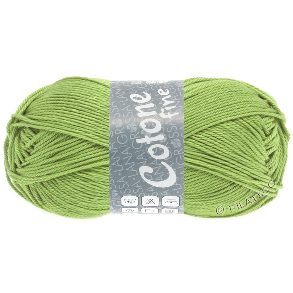 Lana Grossa COTONE FINE | 673-limegrøn