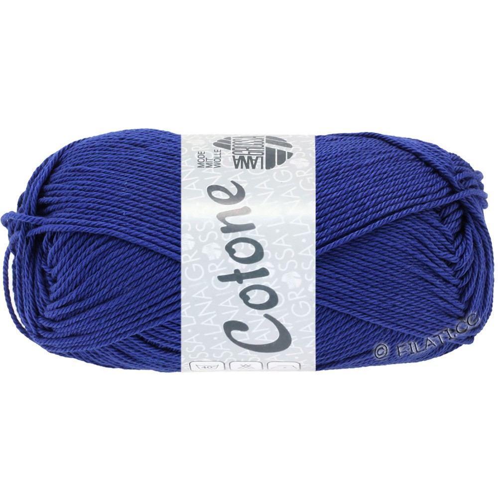 Lana Grossa COTONE | 12-royal