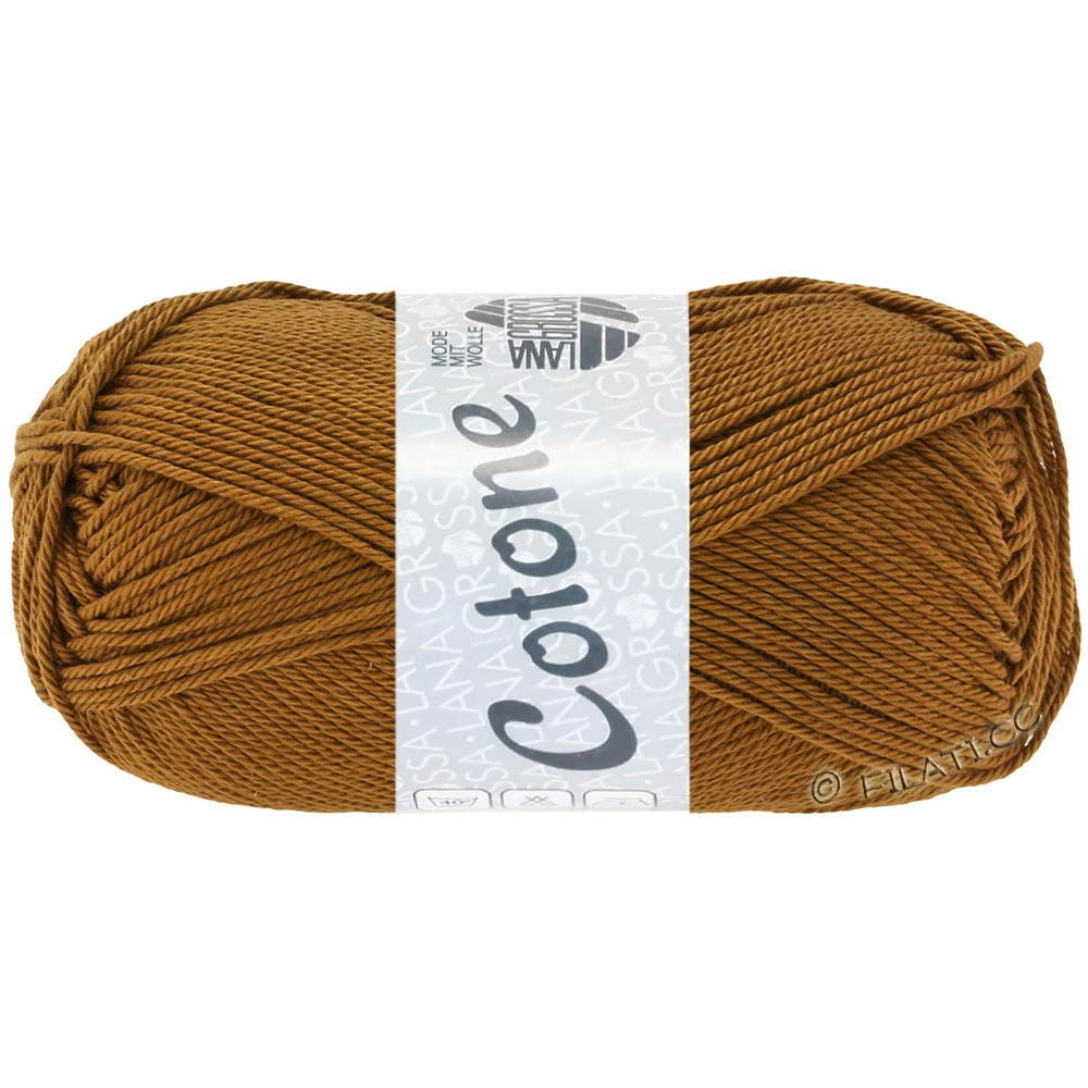 Lana Grossa COTONE | 37-brun