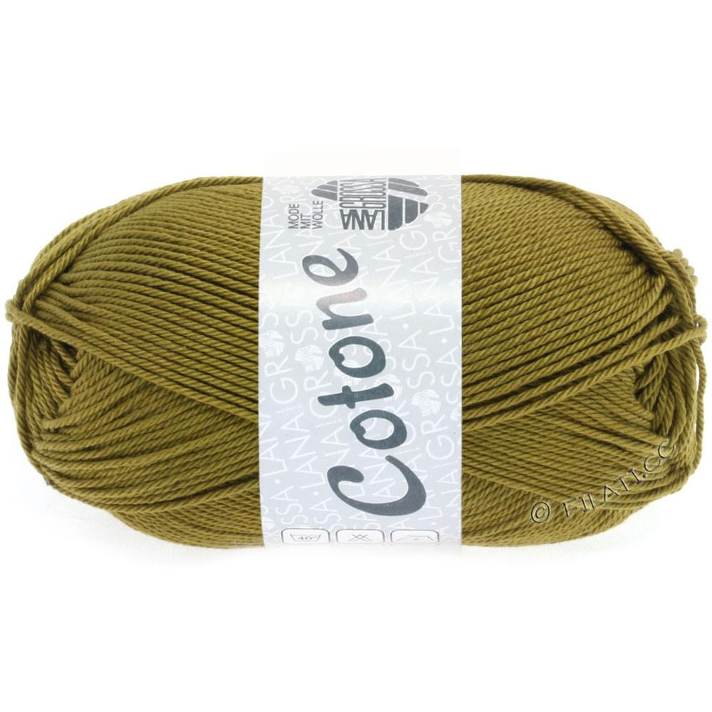 Lana Grossa COTONE | 49-oliven