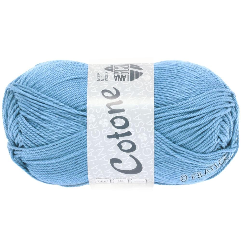 Lana Grossa COTONE | 55-himmelblå