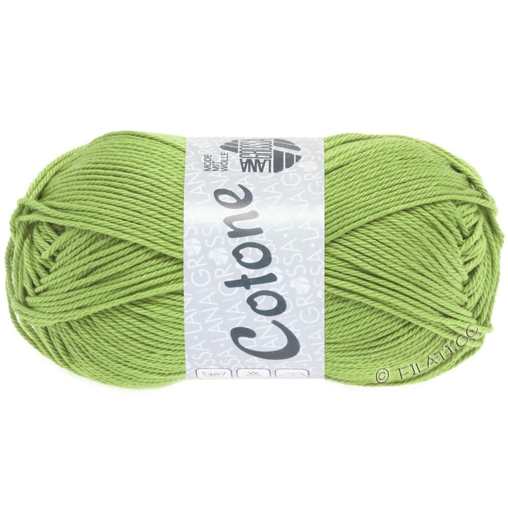 Lana Grossa COTONE   73-limegrøn