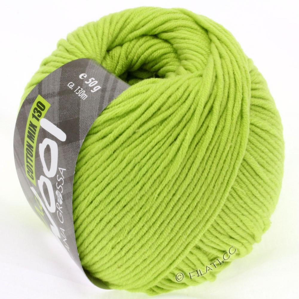 Lana Grossa COTTON MIX 130 (McWool) | 119-gulgrøn