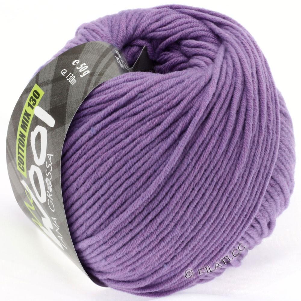 Lana Grossa COTTON MIX 130 (McWool) | 123-purpur