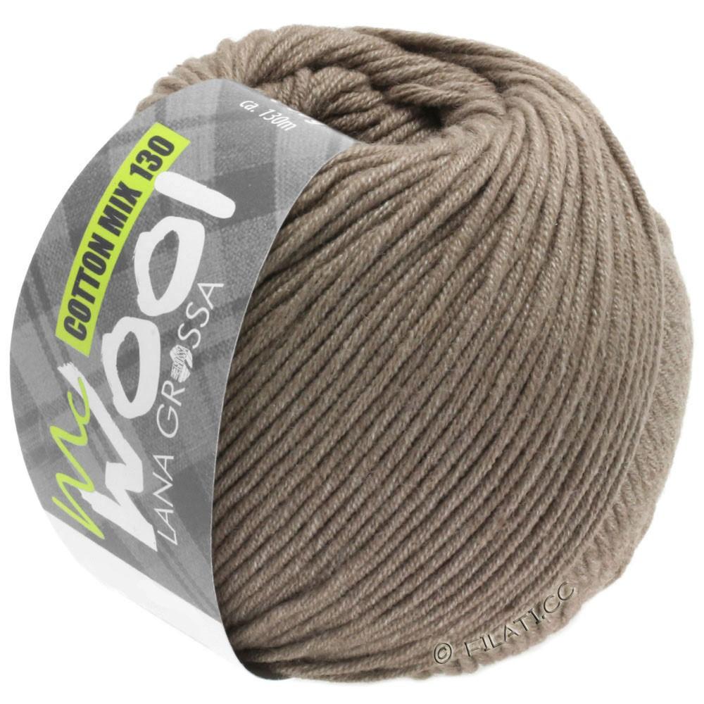 Lana Grossa COTTON MIX 130 (McWool) | 144-beigebrun
