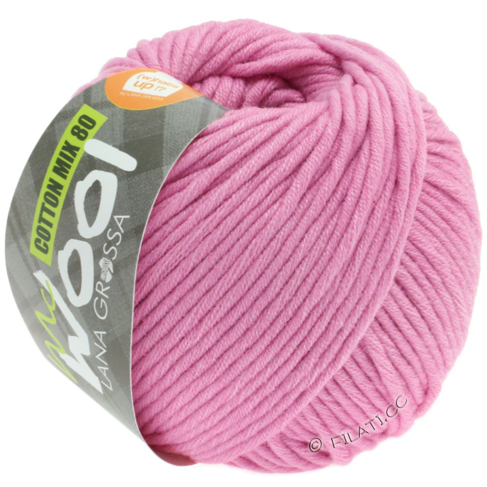 Lana Grossa COTTON MIX 80 (McWool) | 540-nellike