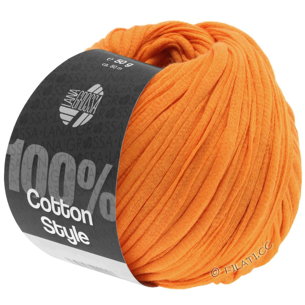 Lana Grossa COTTON STYLE | 16-orange