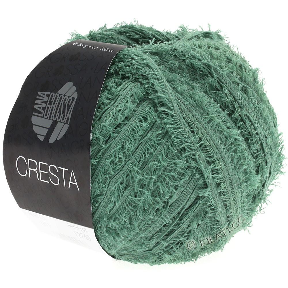 Lana Grossa CRESTA | 04-jade-grønne