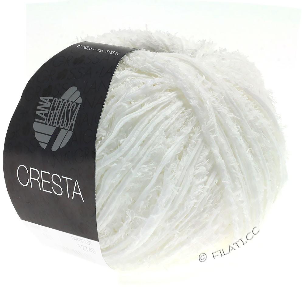Lana Grossa CRESTA | 05-hvid