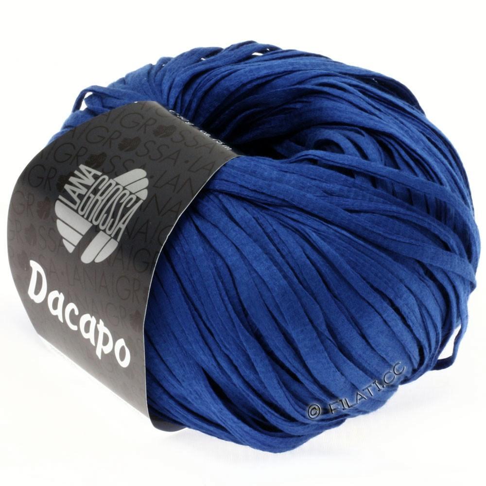 Lana Grossa DACAPO Uni | 006-mørkeblå