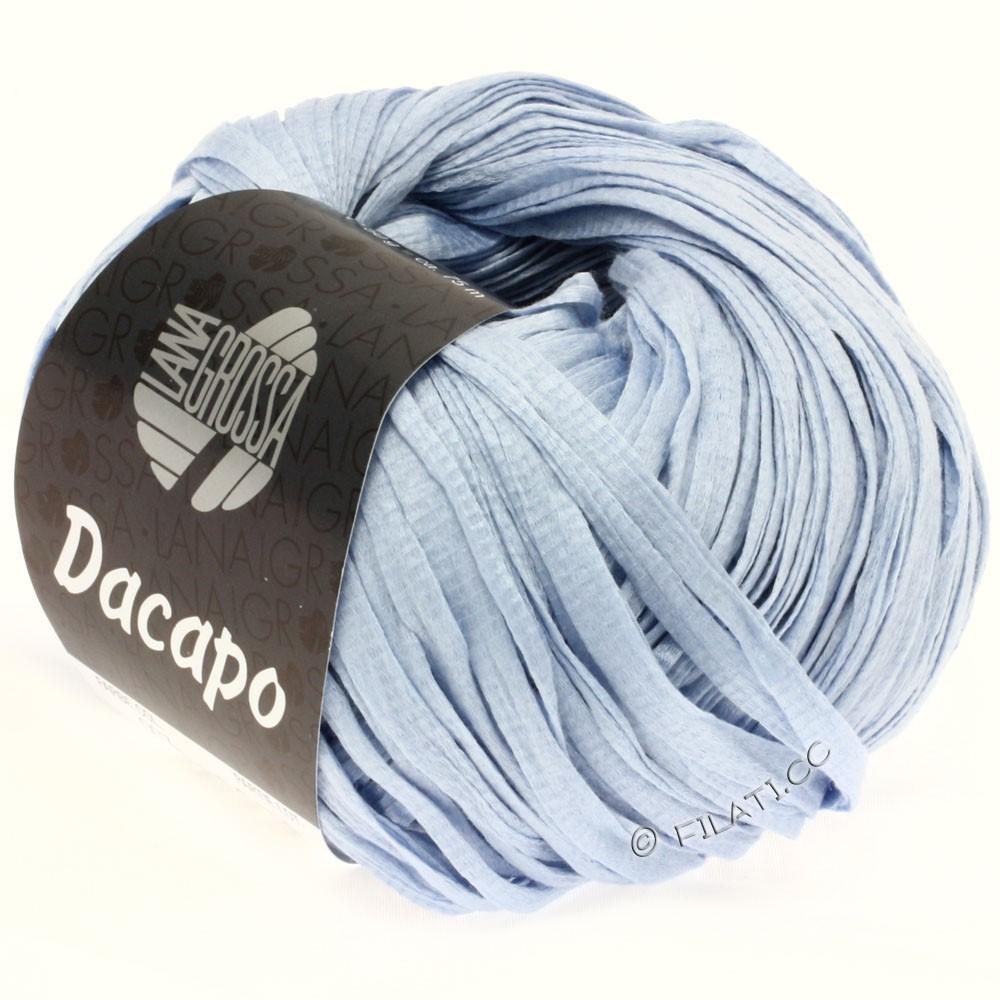 Lana Grossa DACAPO Uni | 007-lyseblå