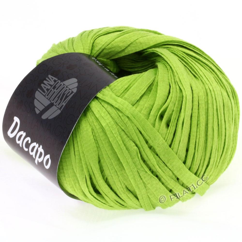 Lana Grossa DACAPO  Uni | 015-gulgrøn