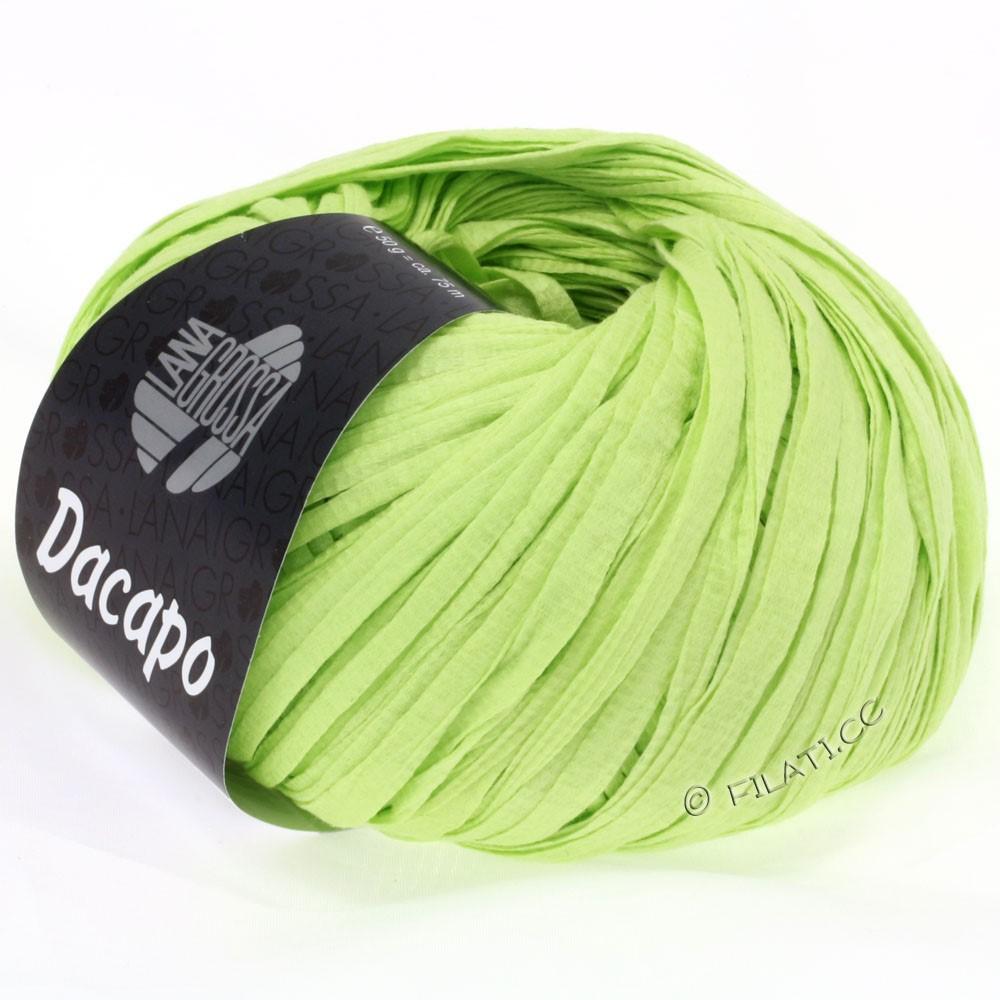 Lana Grossa DACAPO Uni | 016-lysegrøn