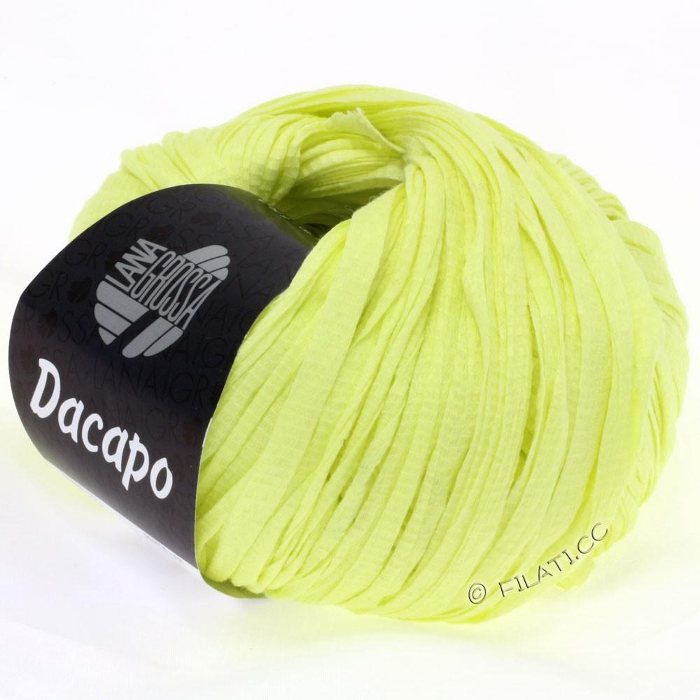 Lana Grossa DACAPO  Uni | 023-citrongul