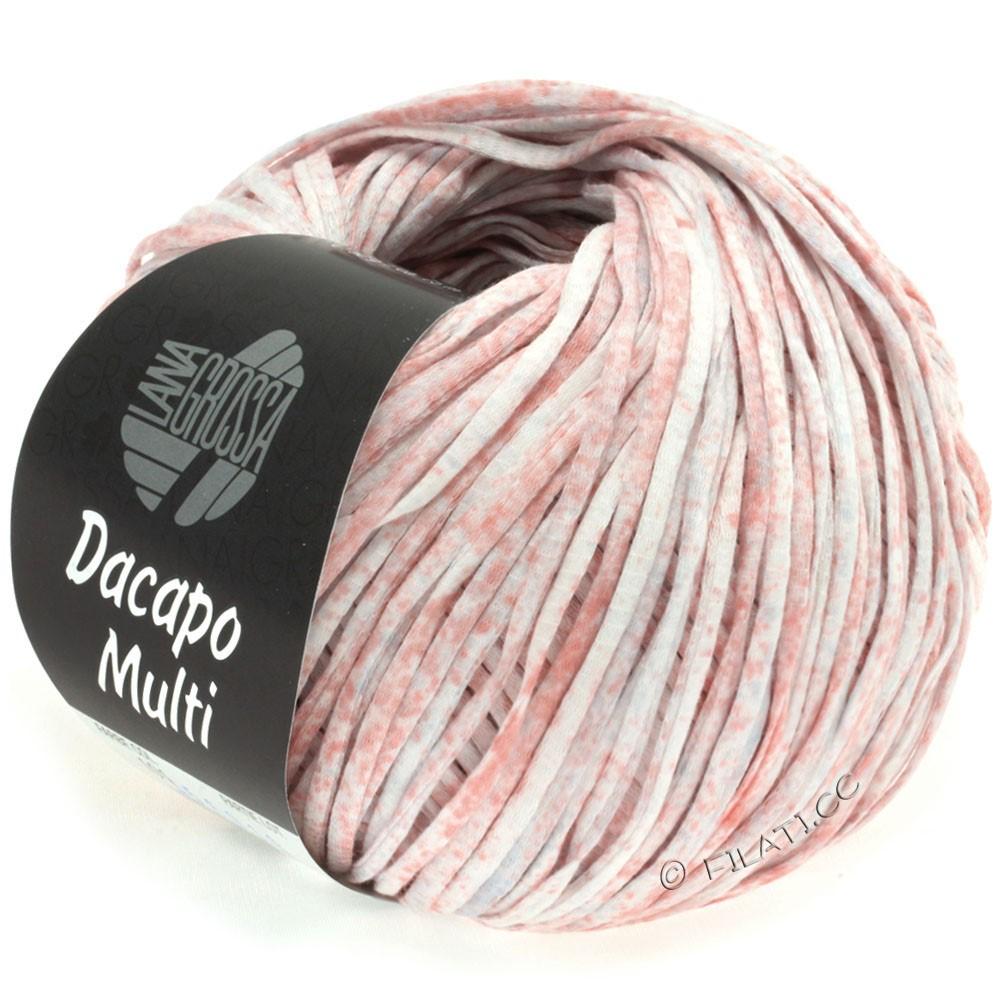 Lana Grossa DACAPO Multi | 101-rosa/lysegrå/lilla/natur