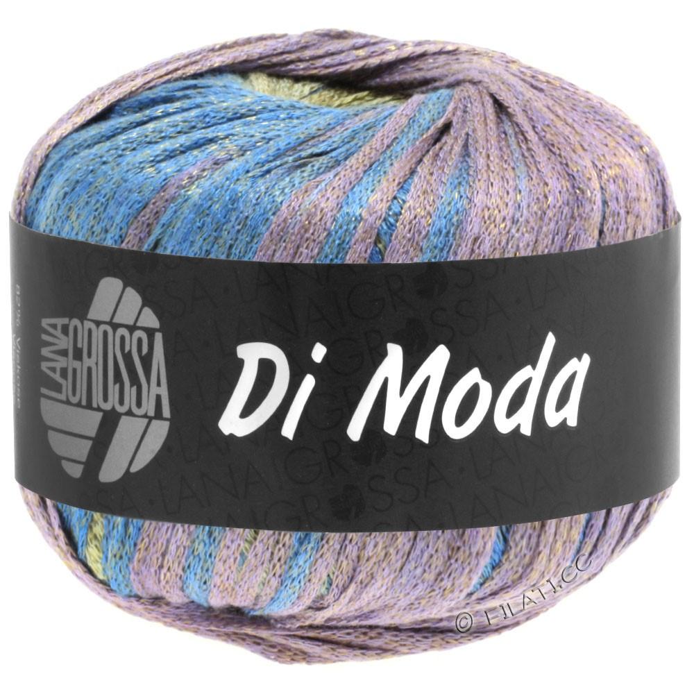 Lana Grossa DI MODA | 09-beige/lilla/blå/natblå