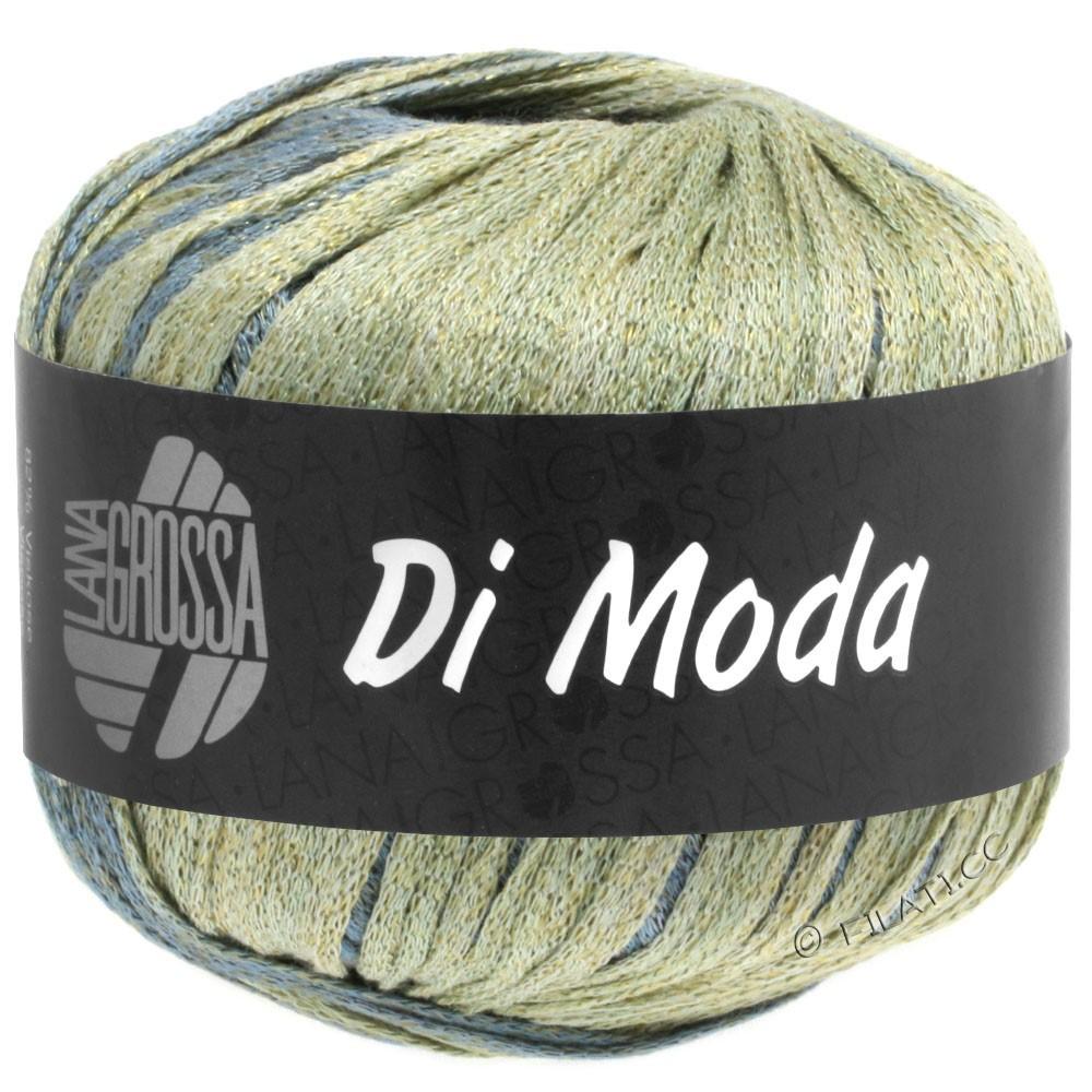 Lana Grossa DI MODA | 11-gyldengrå/mørkegrå/antracit/sortblå