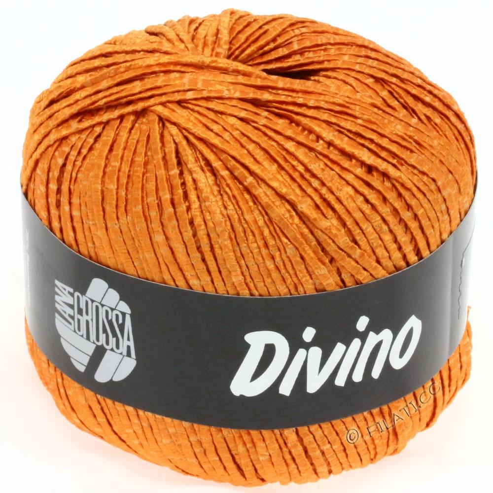 Lana Grossa DIVINO Uni | 10-mandarin