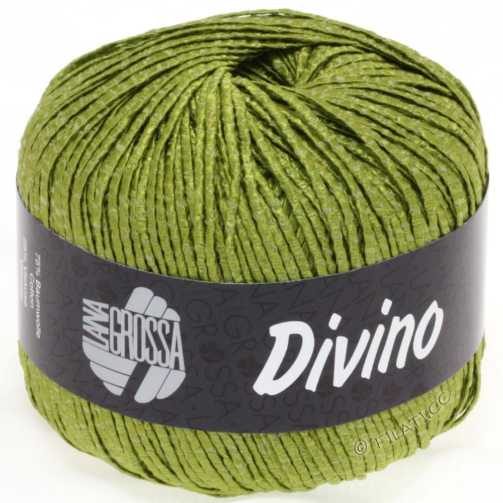 Lana Grossa DIVINO Uni | 12-oliven