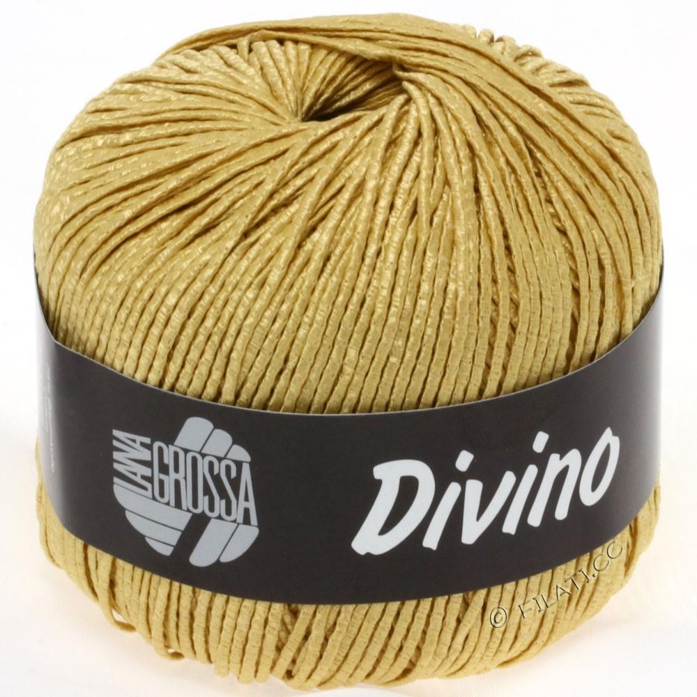 Lana Grossa DIVINO Uni | 20-vanilje