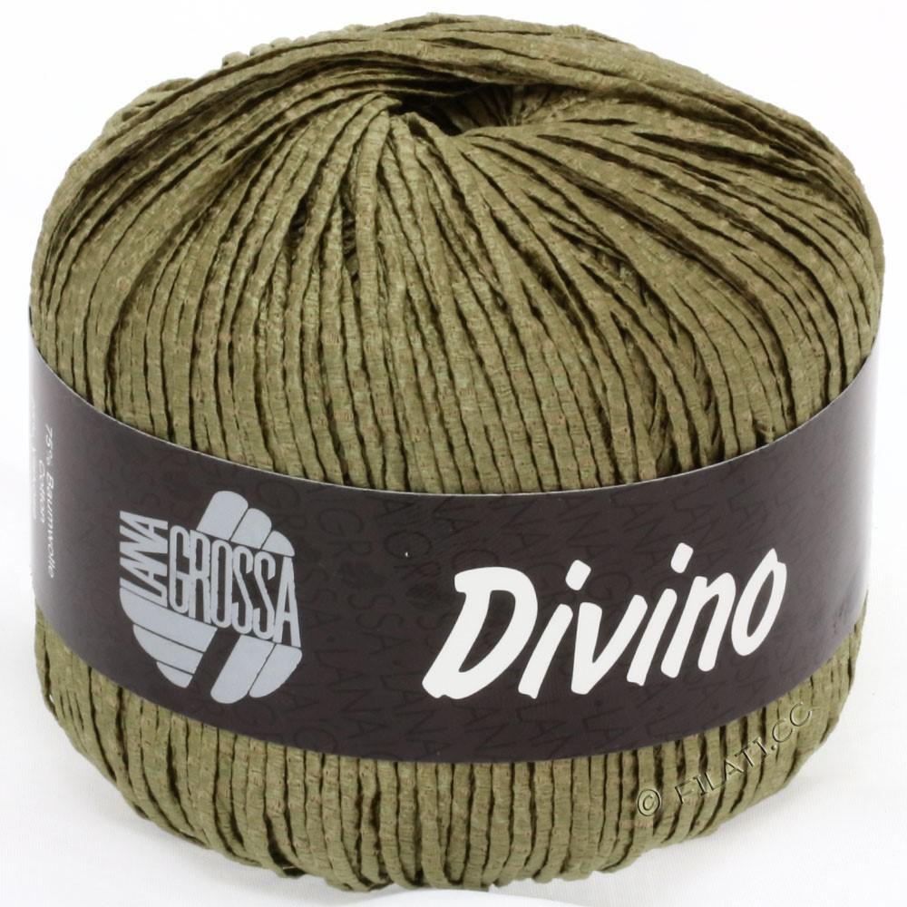 Lana Grossa DIVINO Uni | 27-oliven