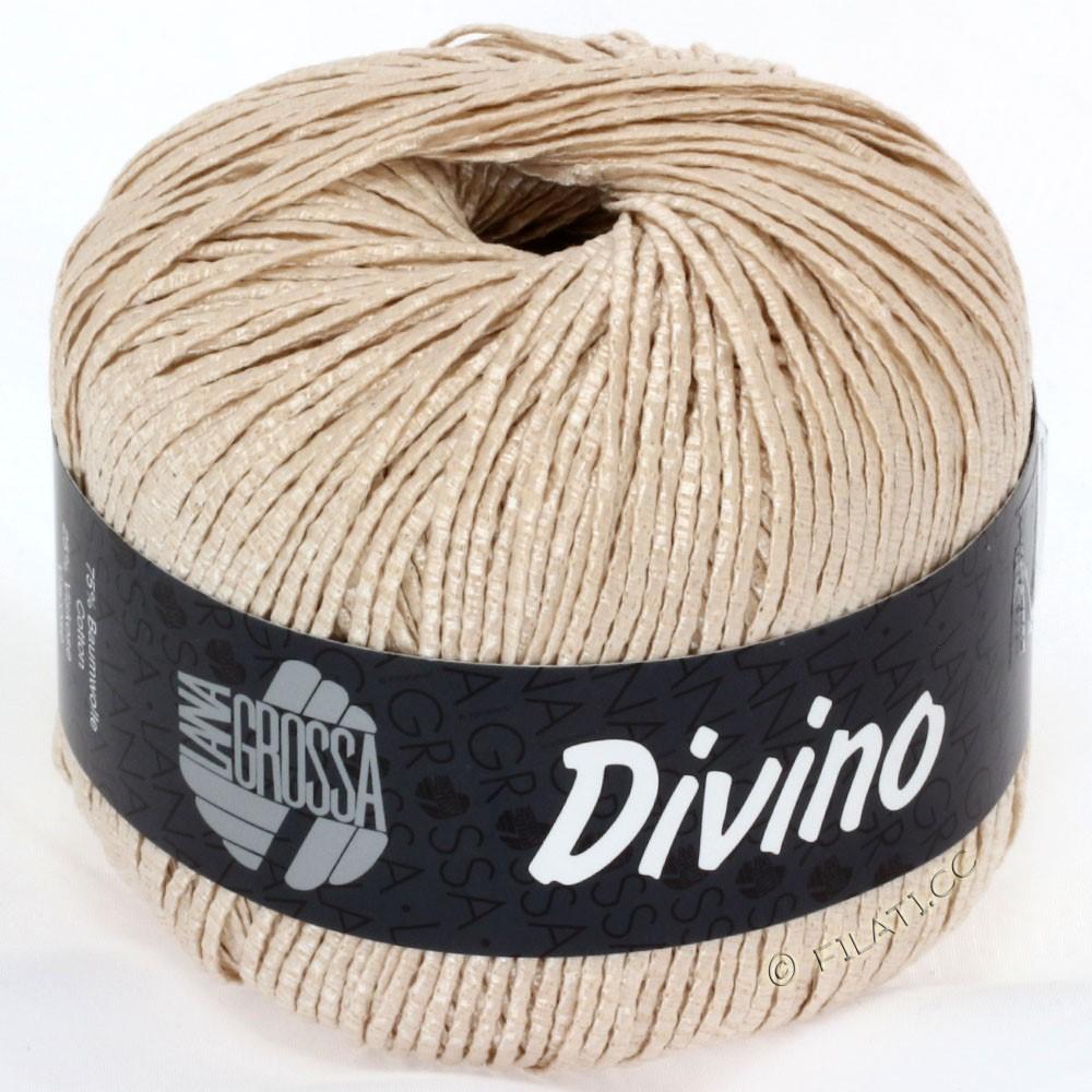 Lana Grossa DIVINO Uni | 35-hudfarve