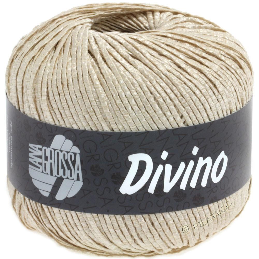 Lana Grossa DIVINO Uni | 53-beige