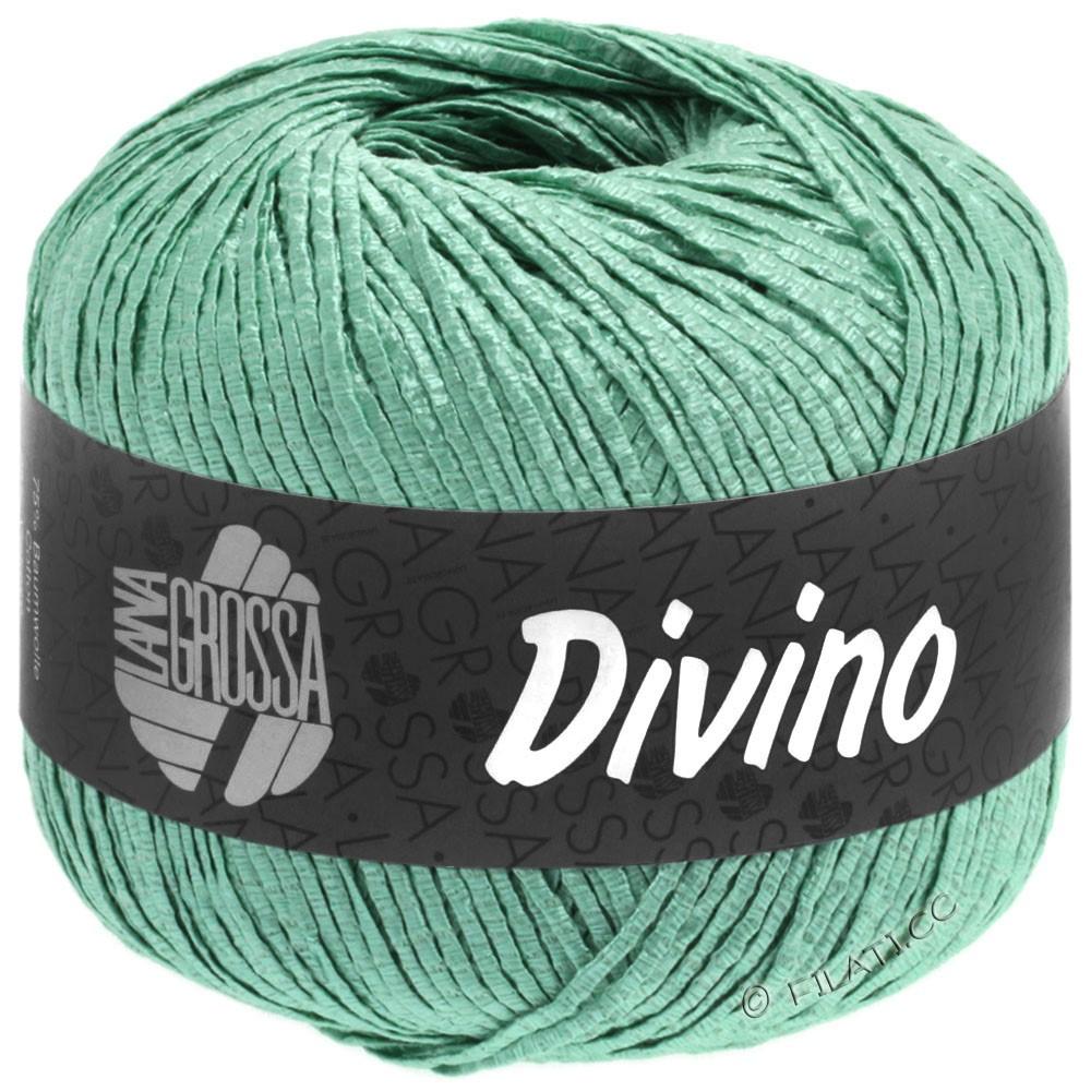 Lana Grossa DIVINO Uni | 62-jade