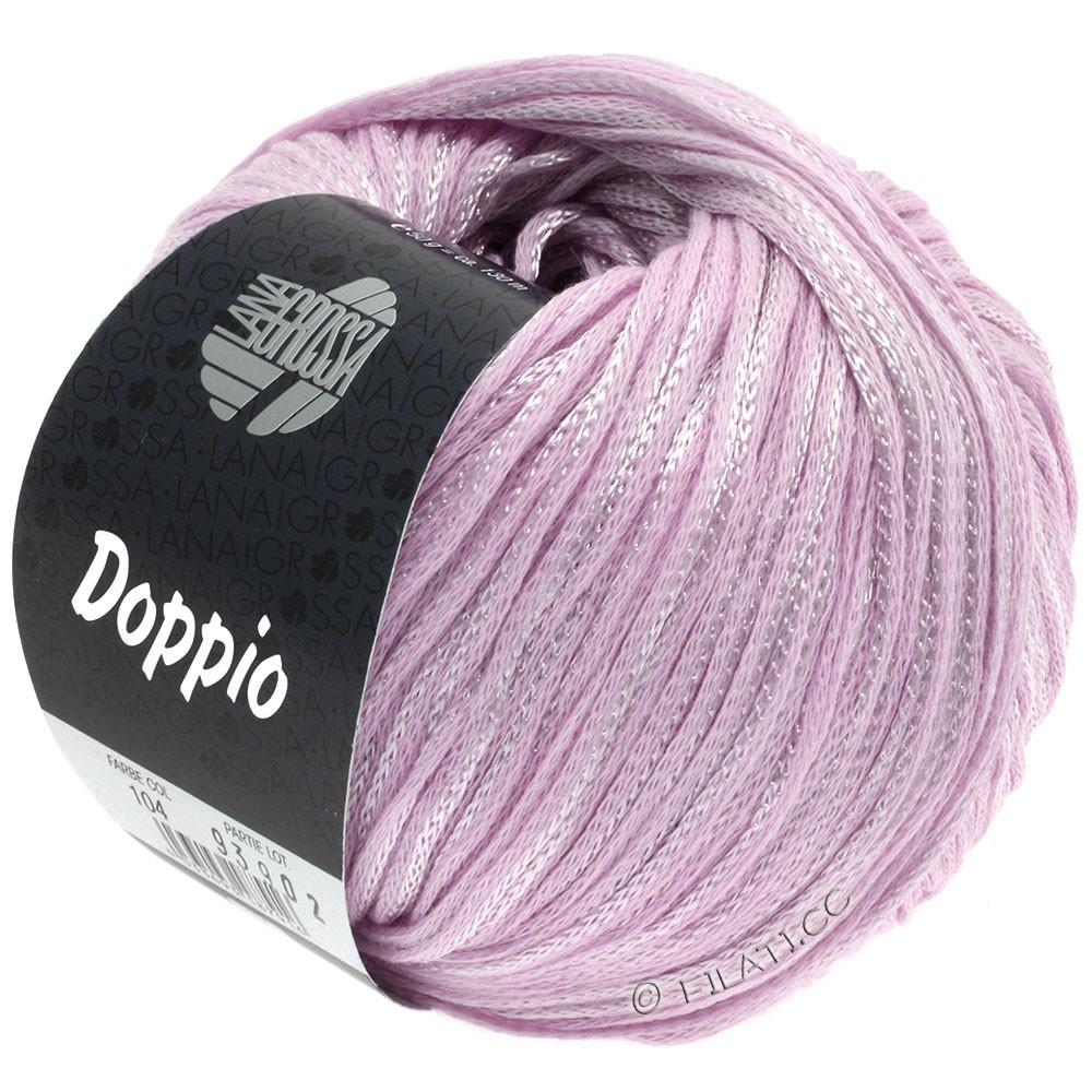 Lana Grossa DOPPIO/DOPPIO Unito | 104-lilla