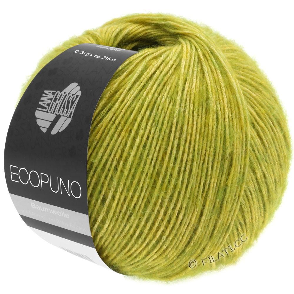 Lana Grossa ECOPUNO | 03-gulgrøn