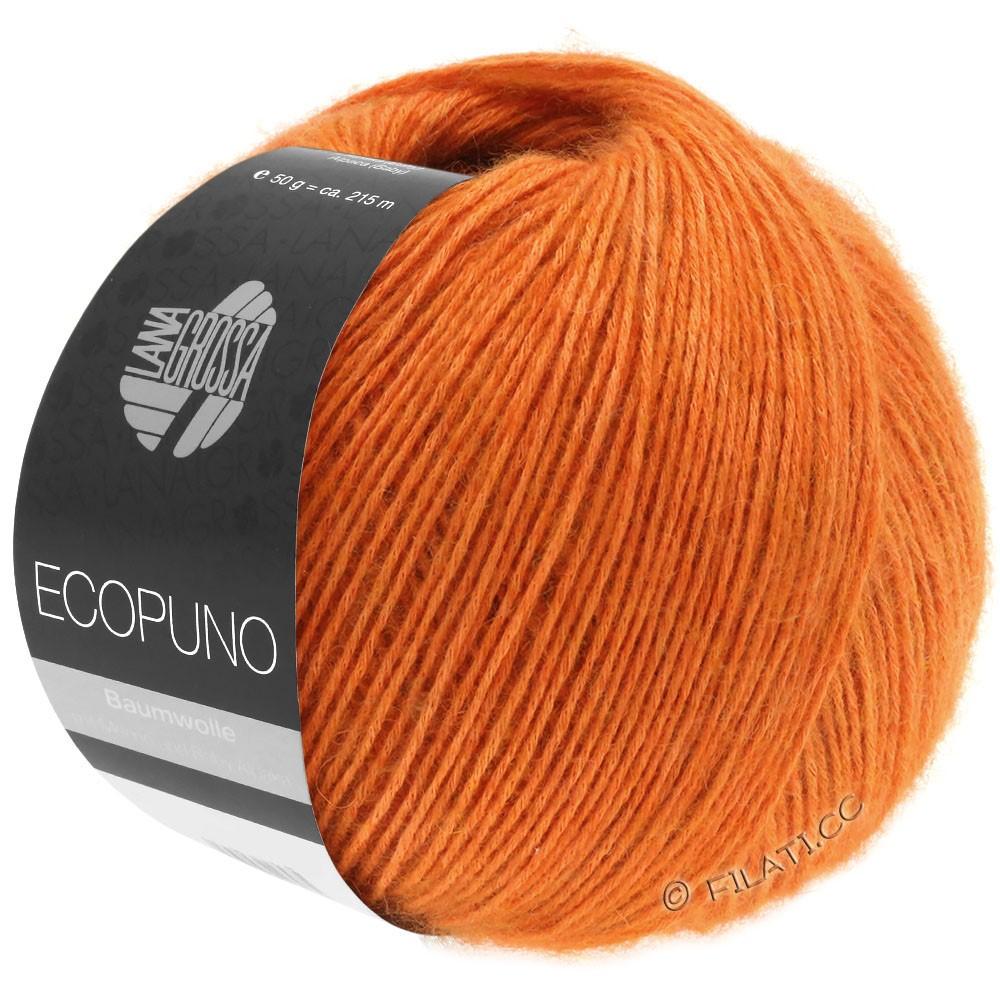 Lana Grossa ECOPUNO | 05-jaffa orange