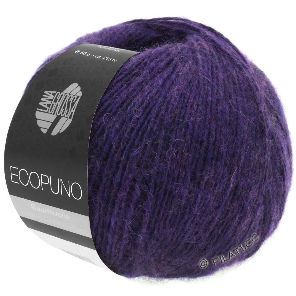 Lana Grossa ECOPUNO | 09-mørk violet