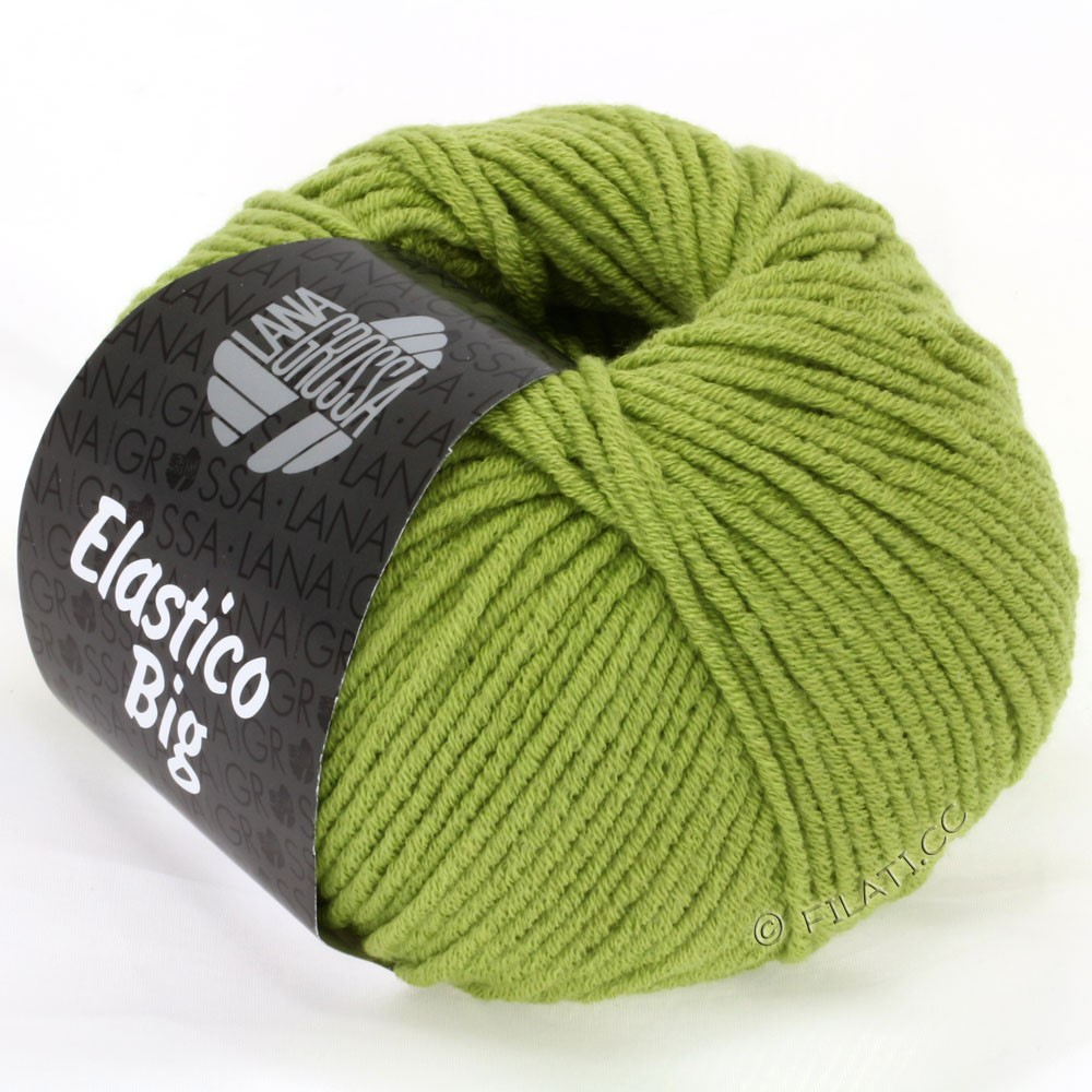 Lana Grossa ELASTICO Big | 07-limegrøn
