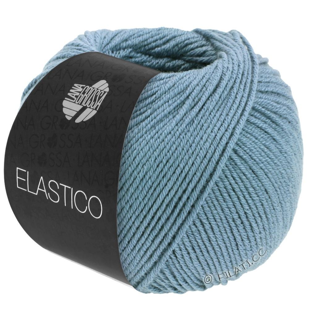 Lana Grossa ELASTICO Uni/Print | 134-jeans