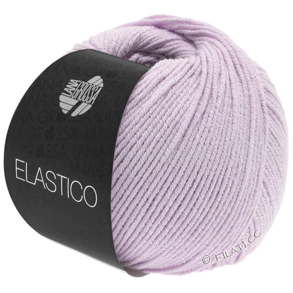 Lana Grossa ELASTICO  Uni/Print | 143-blegviolet