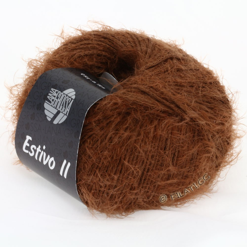 Lana Grossa ESTIVO II | 08-brun