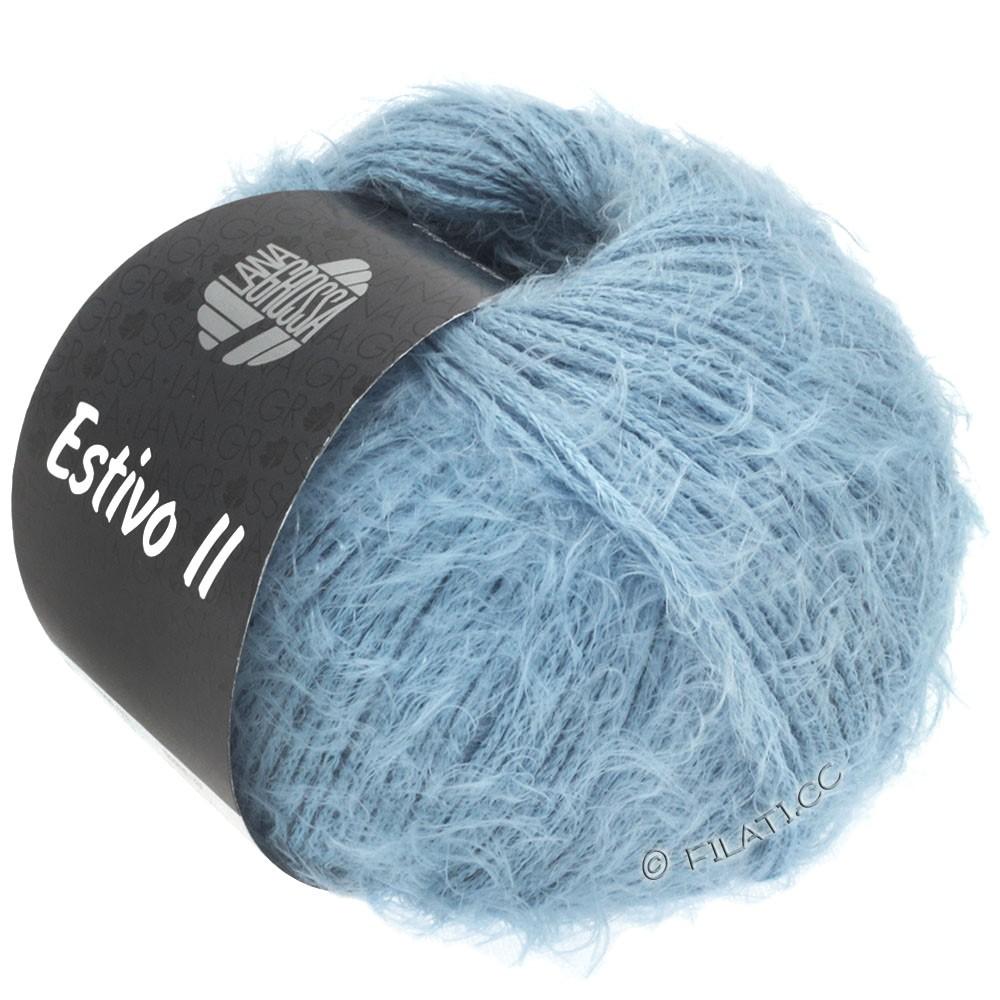 Lana Grossa ESTIVO II | 30-gråblå