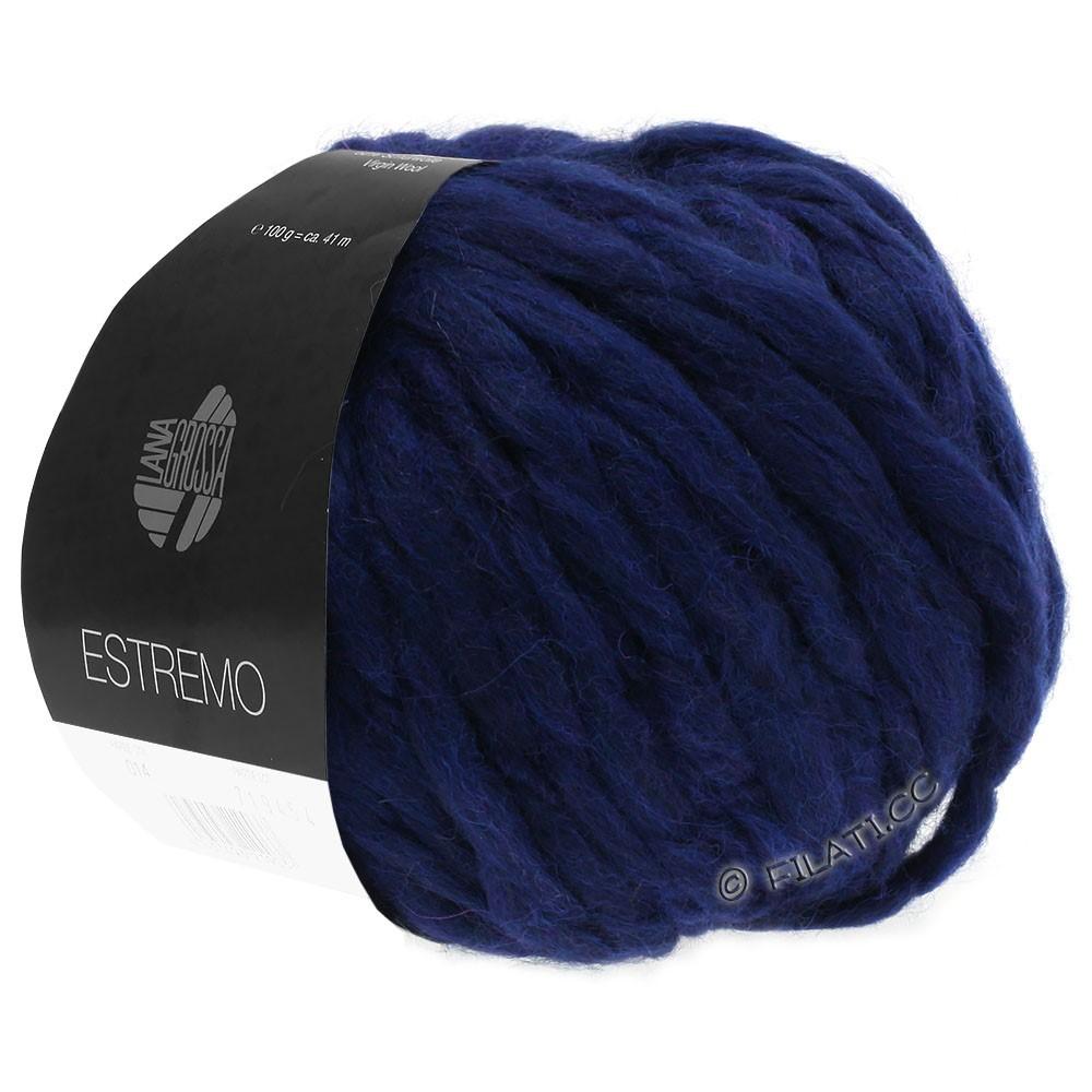 Lana Grossa ESTREMO | 08-mørkeblå