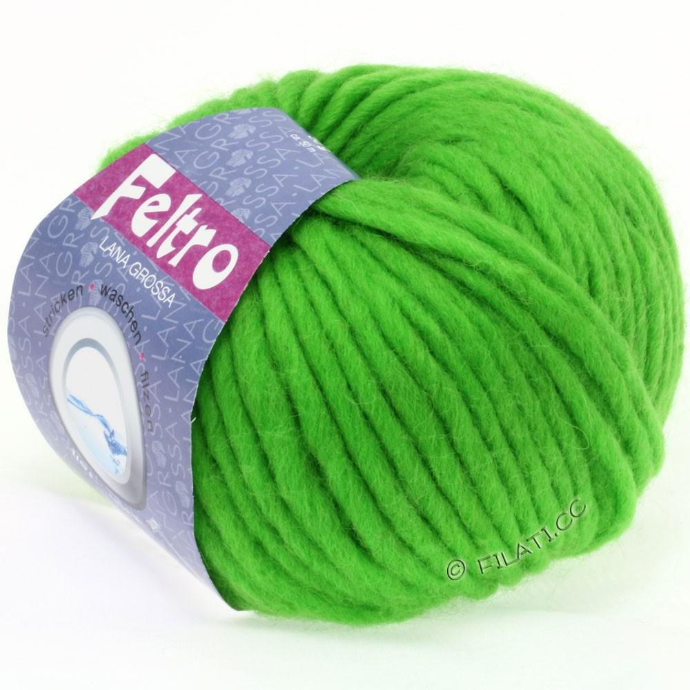 Lana Grossa FELTRO  Uni | 059-bilious grøn