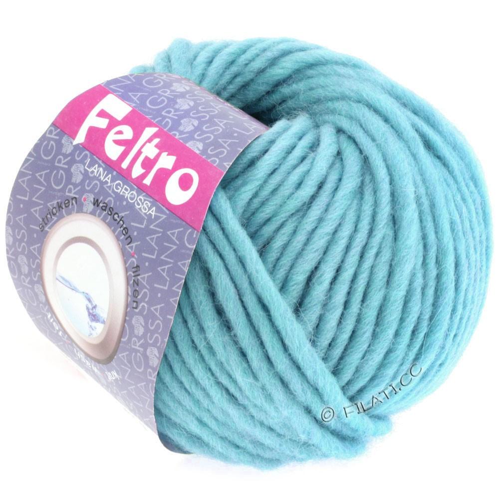 Lana Grossa FELTRO  Uni | 066-lyseblå