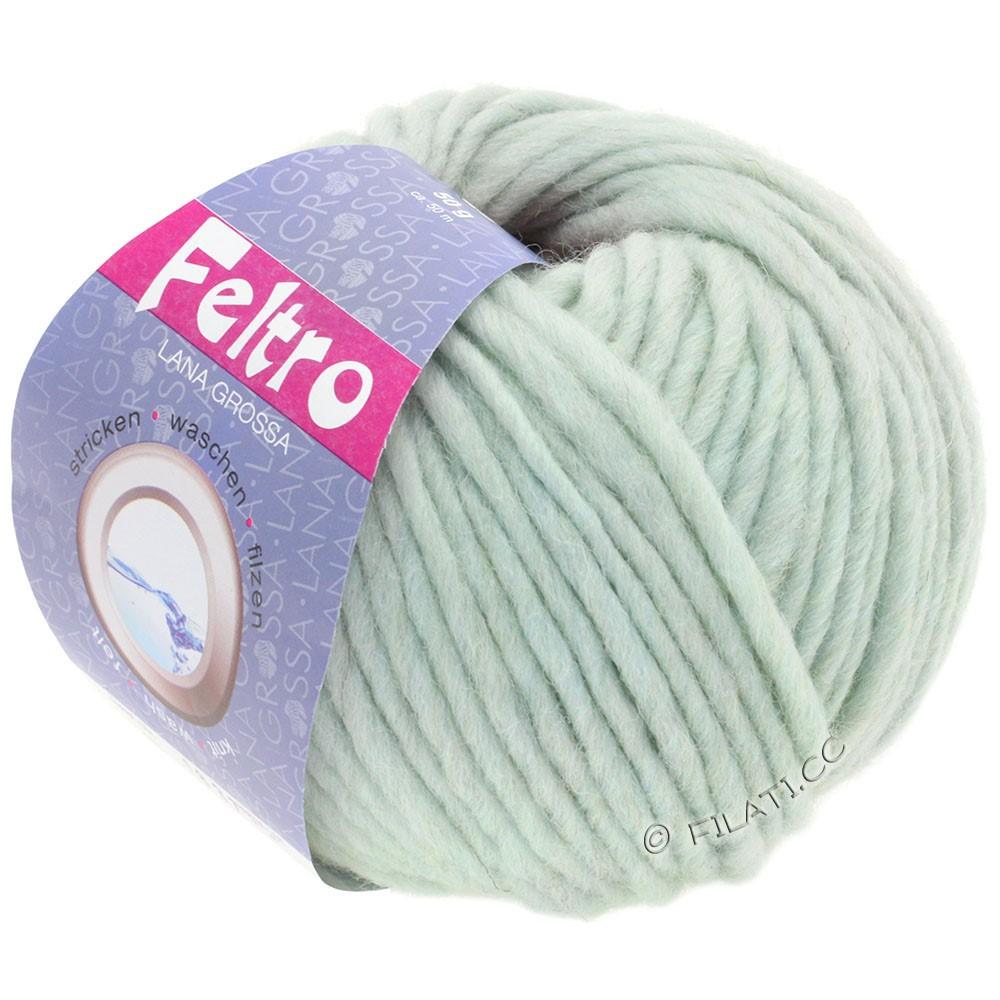 Lana Grossa FELTRO  Uni | 071-pastelblå